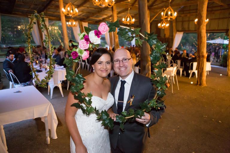 Jessica & Craig's Adelaide Hills Wedding
