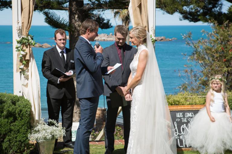 Sarah & Sam's Port Elliot Wedding